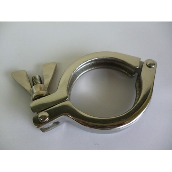 Hygienic Clamp Fittings to BS4825 PART 3 (ISO2852) (Clamp) 304